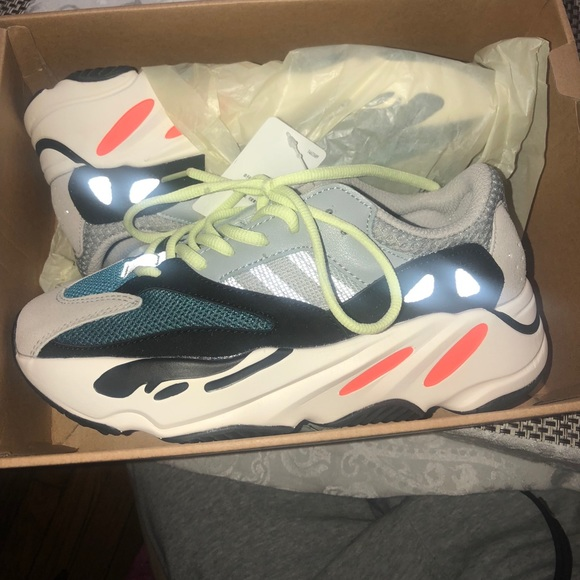 reputable site a2c9d 93c69 Adidas Yeezy Wave Runner 700